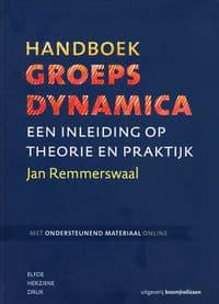 Boek - Handboek Groepsdynamica