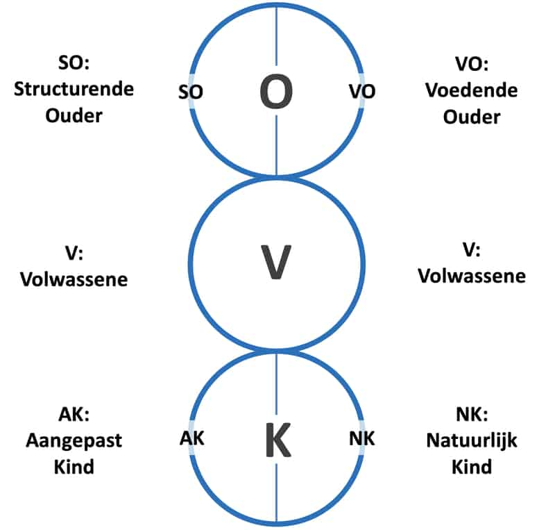 OVK model transactionele analyse