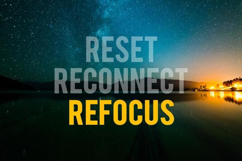 Reset Reconnect refocus