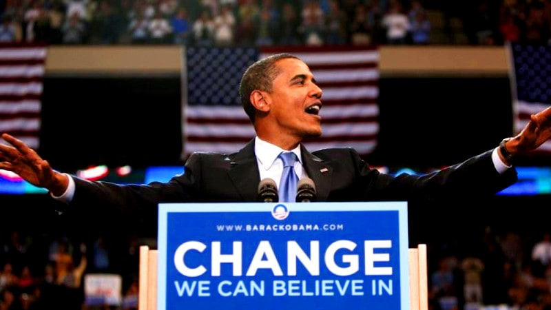 Storytelling is de motor voor verandering binnen organisaties - Barack Obama