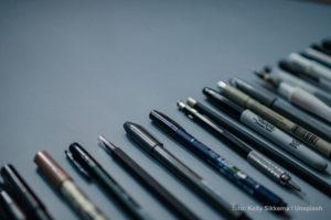 Storytelling pen verhalen