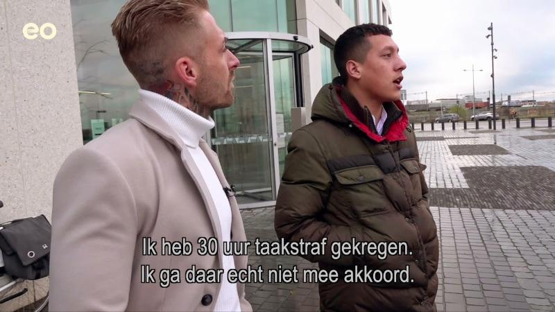 Tygo in de Jeugdcriminaliteit, uitgezonden op NPO3